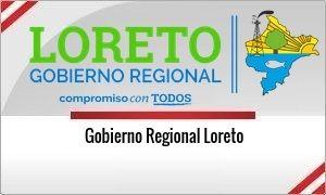 Gobierno Regional Loreto